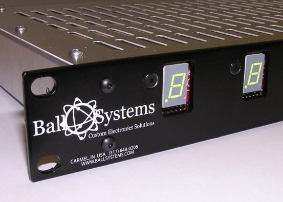 1U 19-inch Power Cycling Box