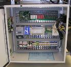 Automation system control panel and enclosure.