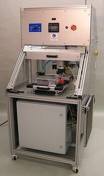 Automated PLC Controlled APM Handler