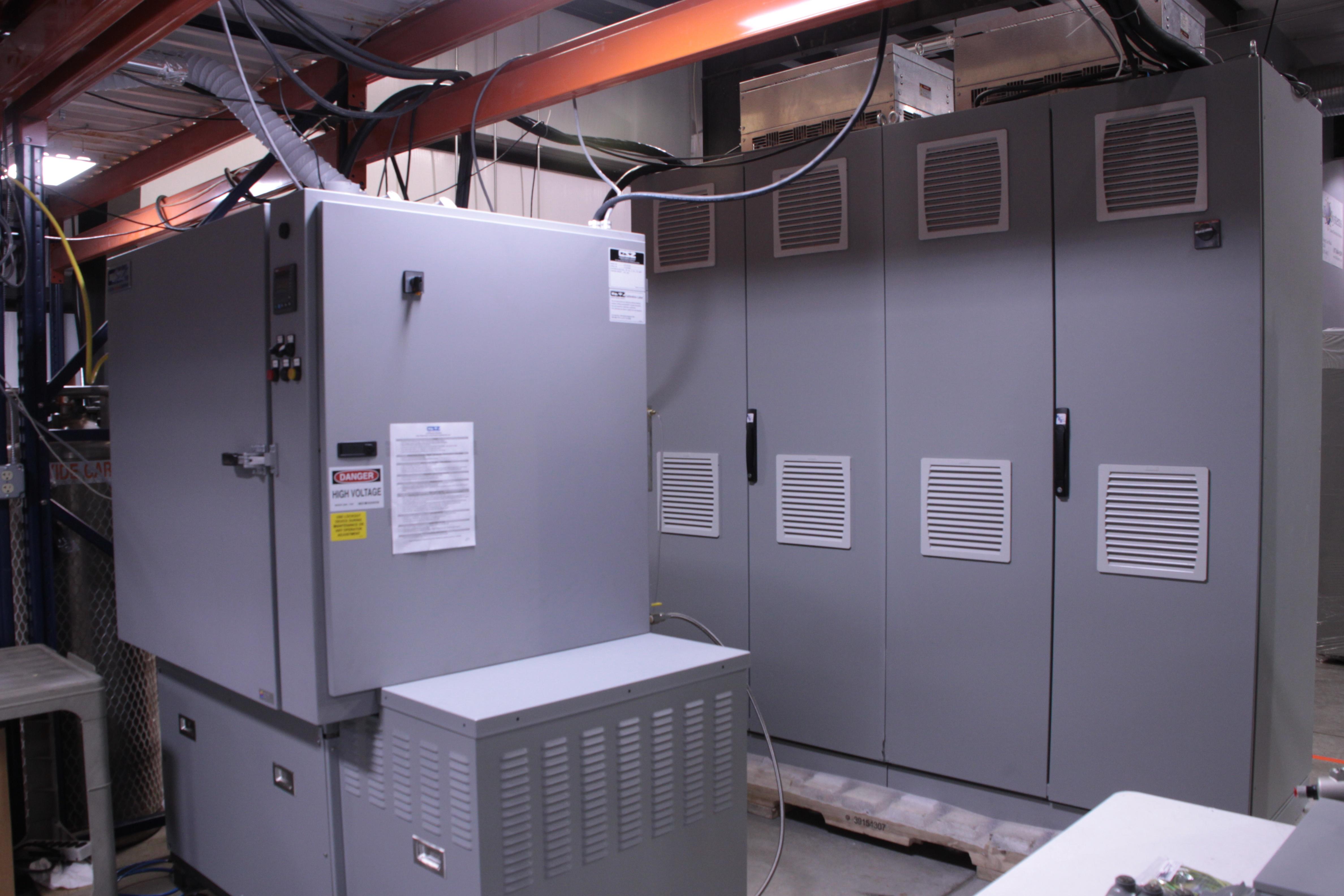 HEV Motor Generator Durability Test Stations