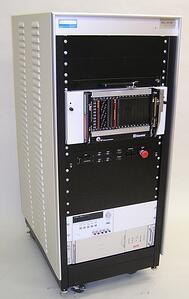 NI PXI Tester with VPC Interface