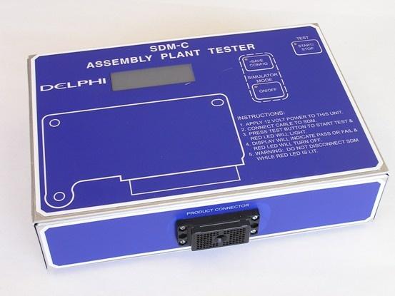 SDM-C Assembly Plant Tester