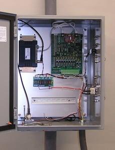 Wireless Rail Yard Track Switching Control Box