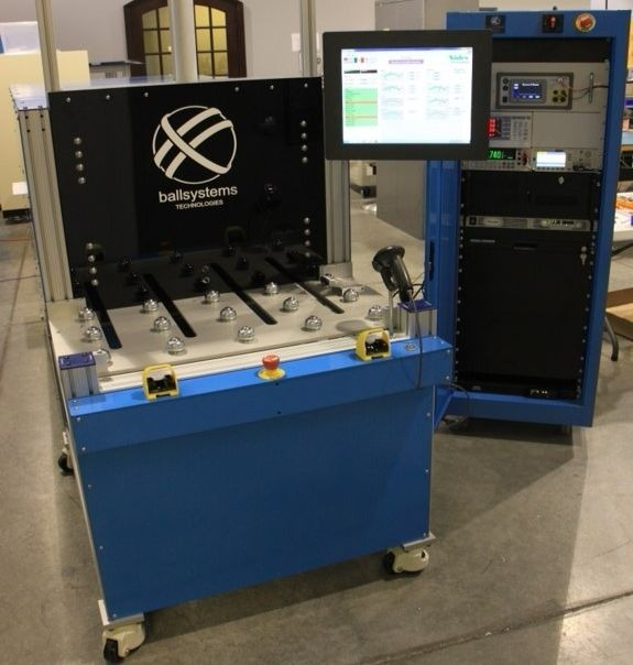 Manufacturing End-Of-Line Gear-Motor Performance Tester