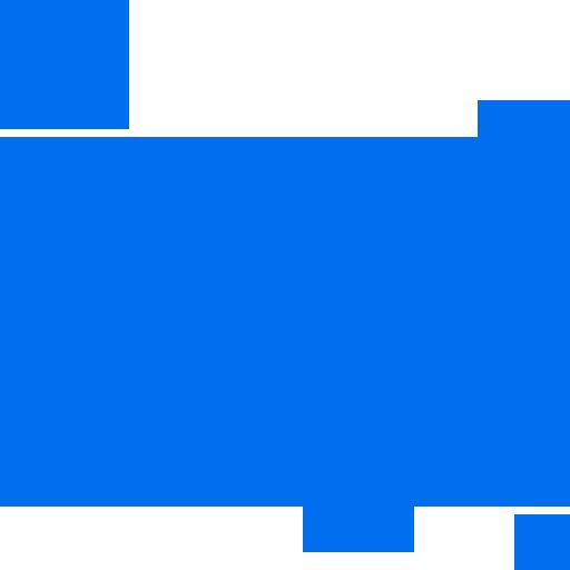 blue engine icon