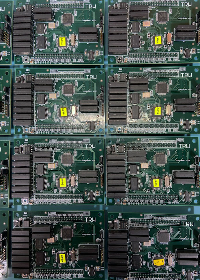 electronic test boards