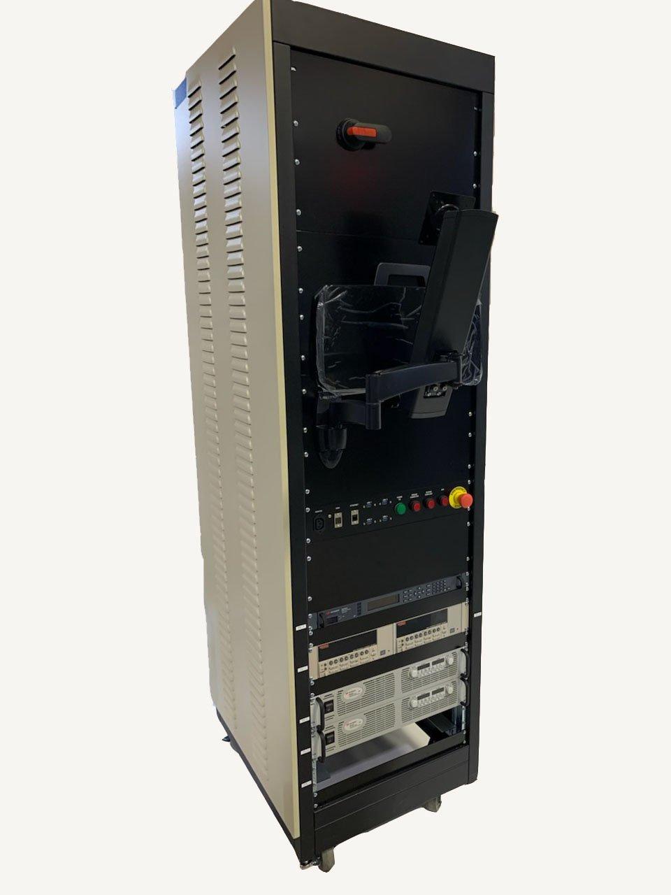 R-Theta Test Cabinet